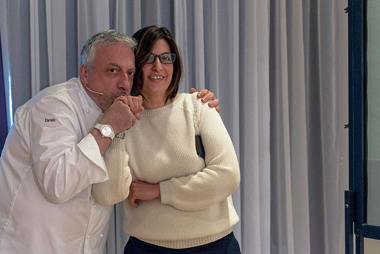 Alessandra Farinelli Shooting per LSDM