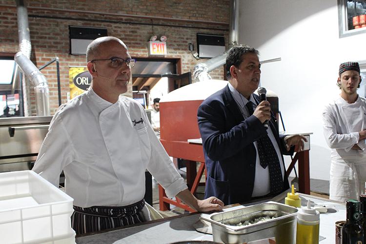 Franco Pepe e Luciano Pignataro