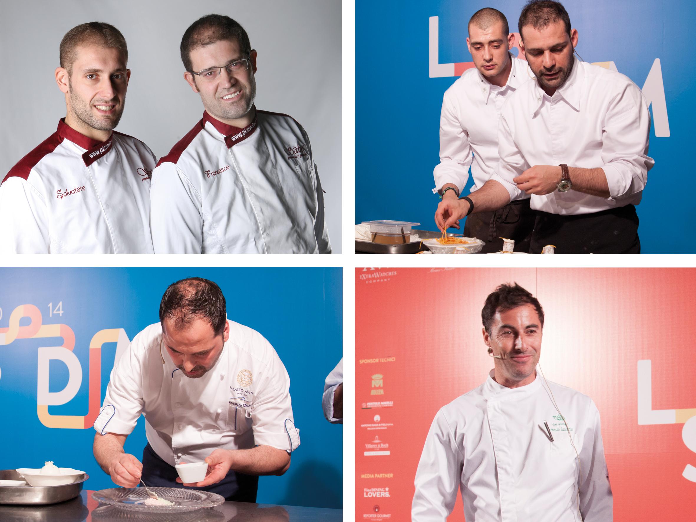 Le grandi ricette della cucina italiana protagoniste dei corsi on
