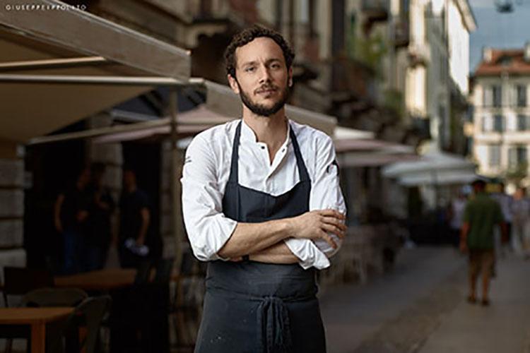 Chef Marco Ambrosino