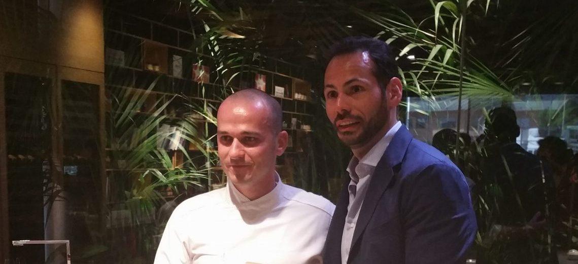 Alessandro Rapisarda e Fabio Palo