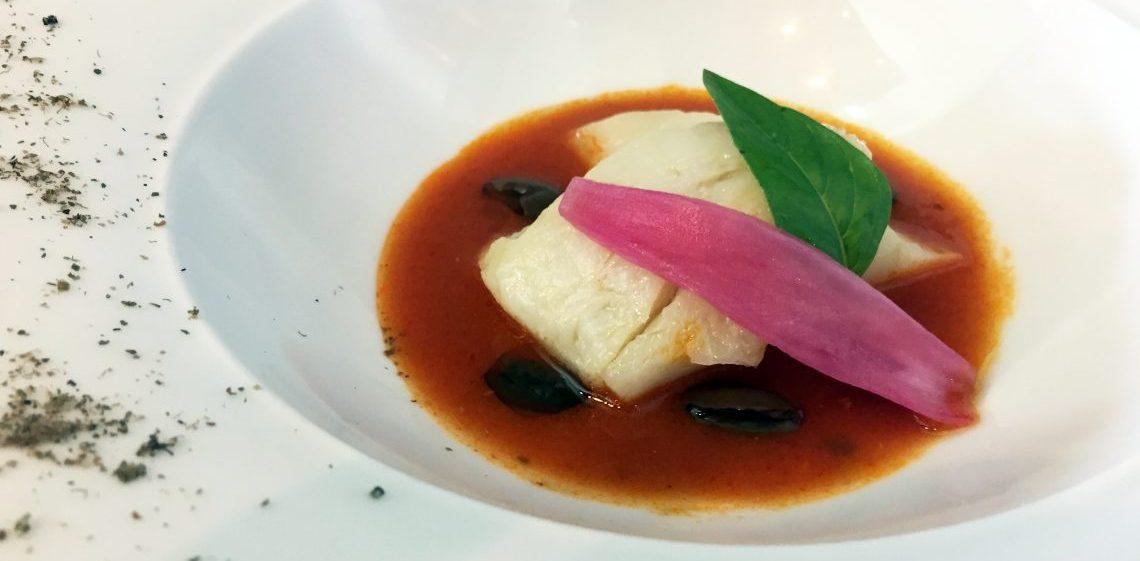 Puttanesca di Baccalà dello chef Davide Mea