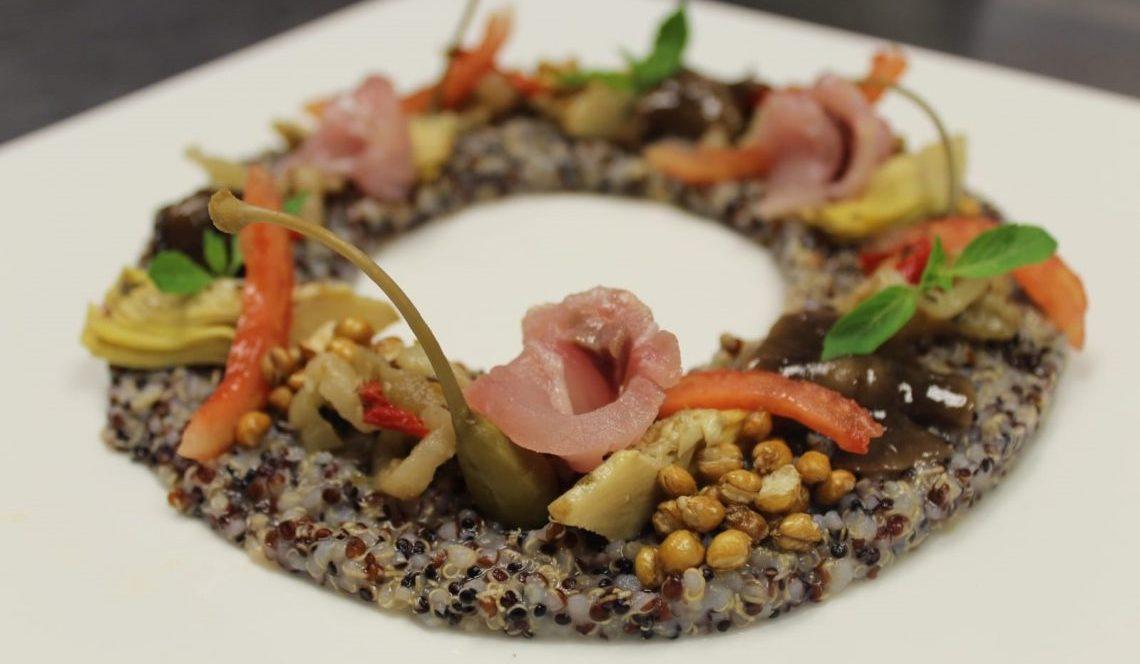 Insalata di quinoa di Antonio Tafuro