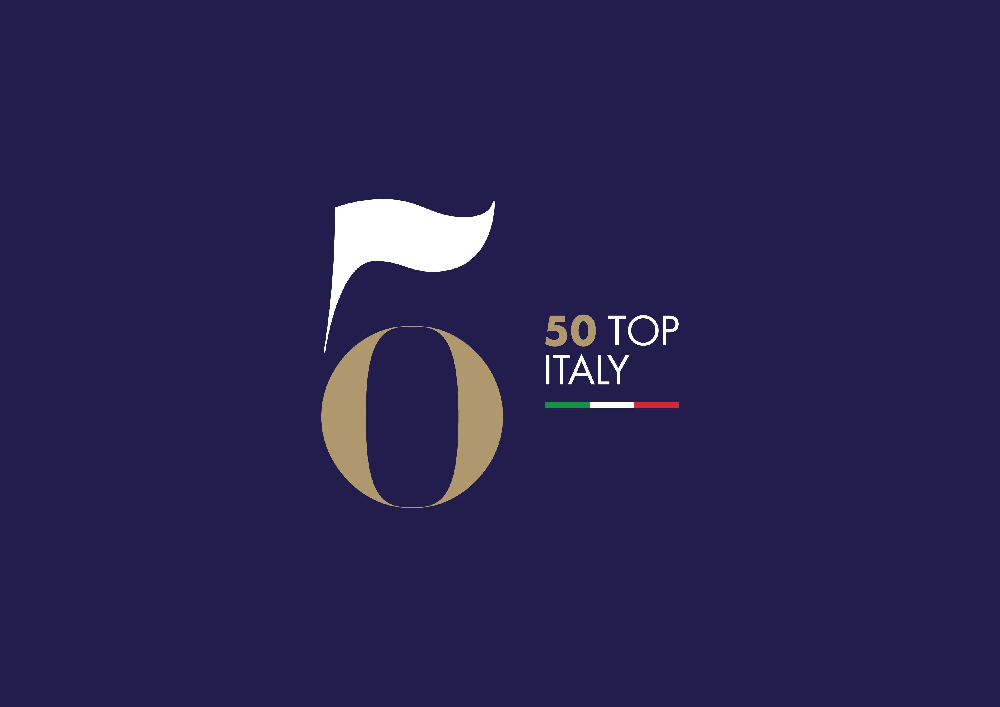 50 Top Italy - il nuovo logo