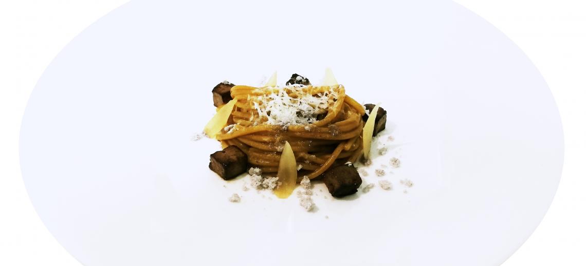 Spaghettoni di Pasquale Trotta